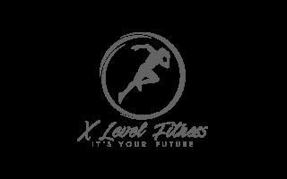 x level fitness logo