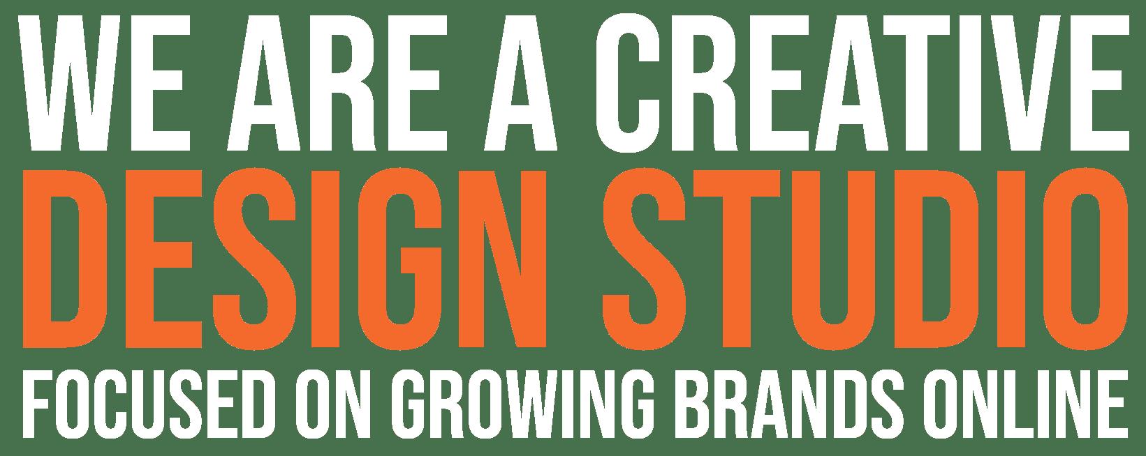 we are a creative design studio