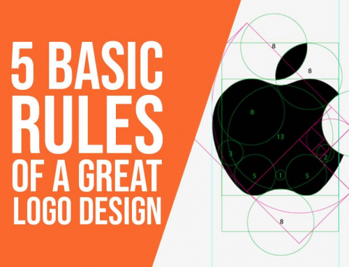 5 Basic Rules Of a Great Logo Design